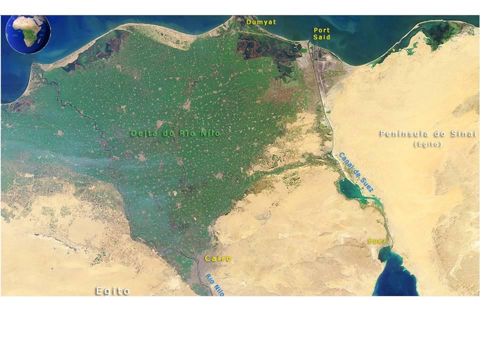 geografia rio nilo: